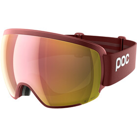 POC Orb Clarity Goggles lactose red/spektris rose gold